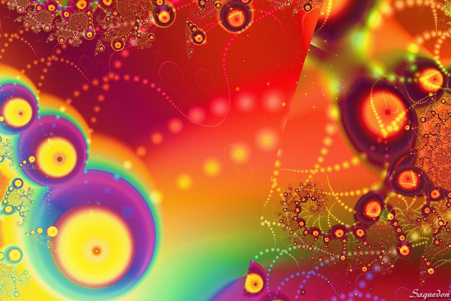Massimole Rainbowbirth by Saquedon