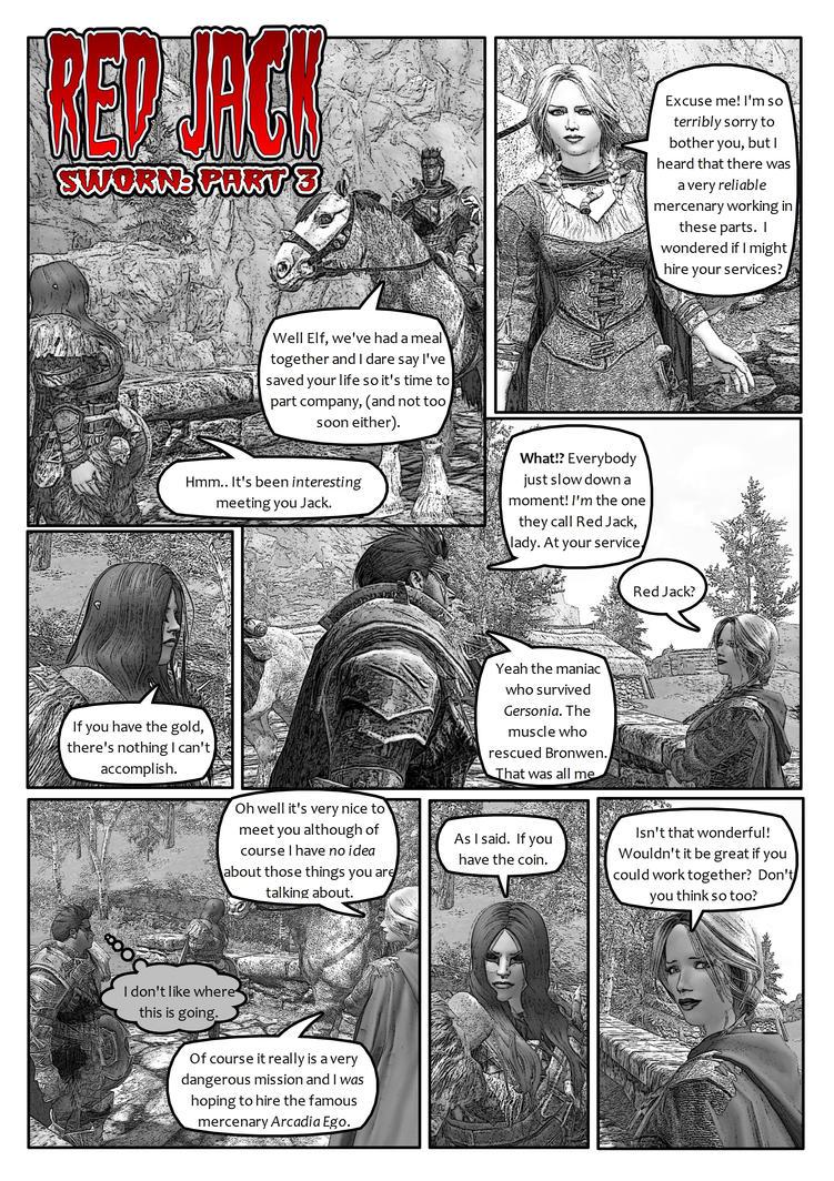 Vilja! in Red Jack - Part 3 by ErebusRed
