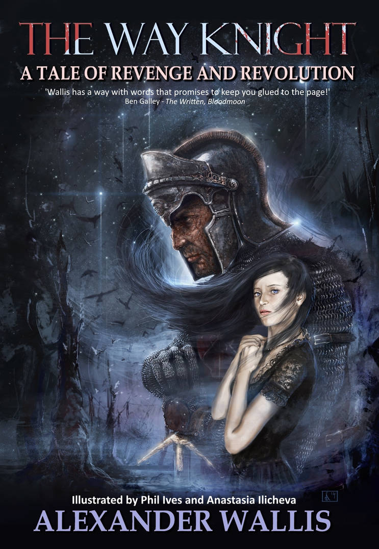 The Way Knight publicity cover by ErebusRed