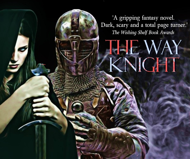 The Way Knight by ErebusRed