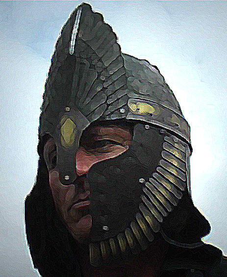 Odin by ErebusRed