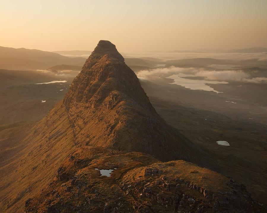 At the Peak..... by JakeSpain