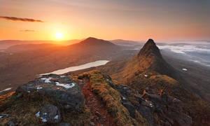 Rise to the Peak.......