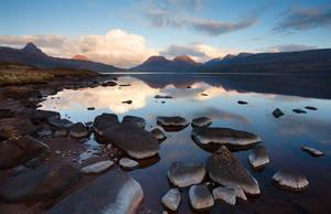 Loch Bad a Ghaill by JakeSpain