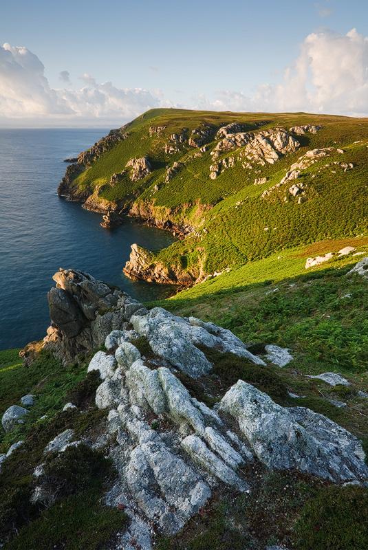Gannet's Bay, Lundy by JakeSpain