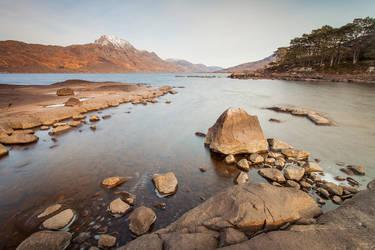 Loch Maree by JakeSpain