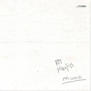 RM - mono (Mixtape) by sugauniversex