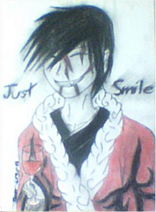 Just Smile by PrinceNeoShnieder