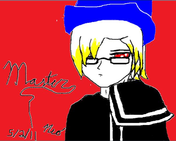 The Formal Master by PrinceNeoShnieder
