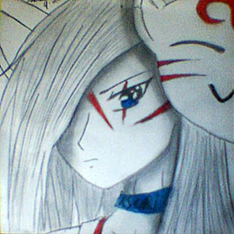 The Kitsune Took off his Mask by PrinceNeoShnieder