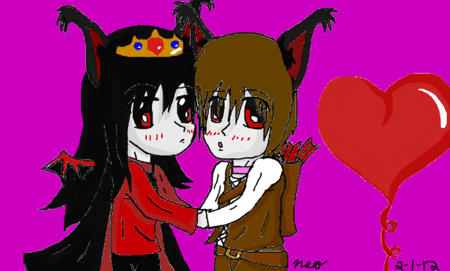 The Chibi Vampires by PrinceNeoShnieder