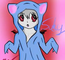 Kitty Suky by PrinceNeoShnieder