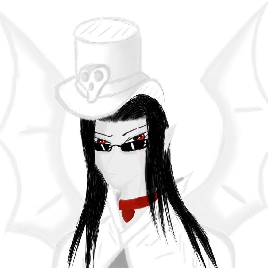 Neo in a Top Hat by PrinceNeoShnieder