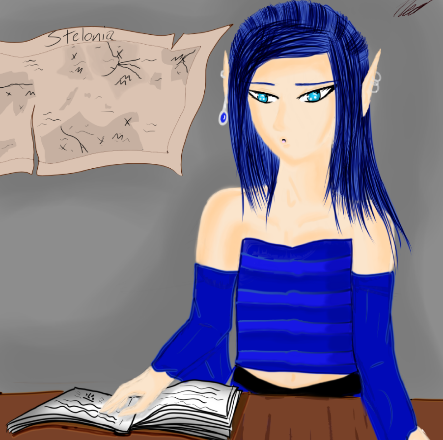 Lets Study! by PrinceNeoShnieder
