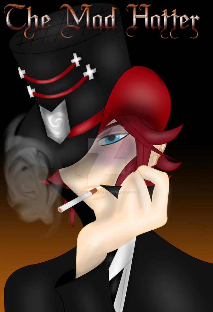 The Mad Hatter Portrait by PrinceNeoShnieder