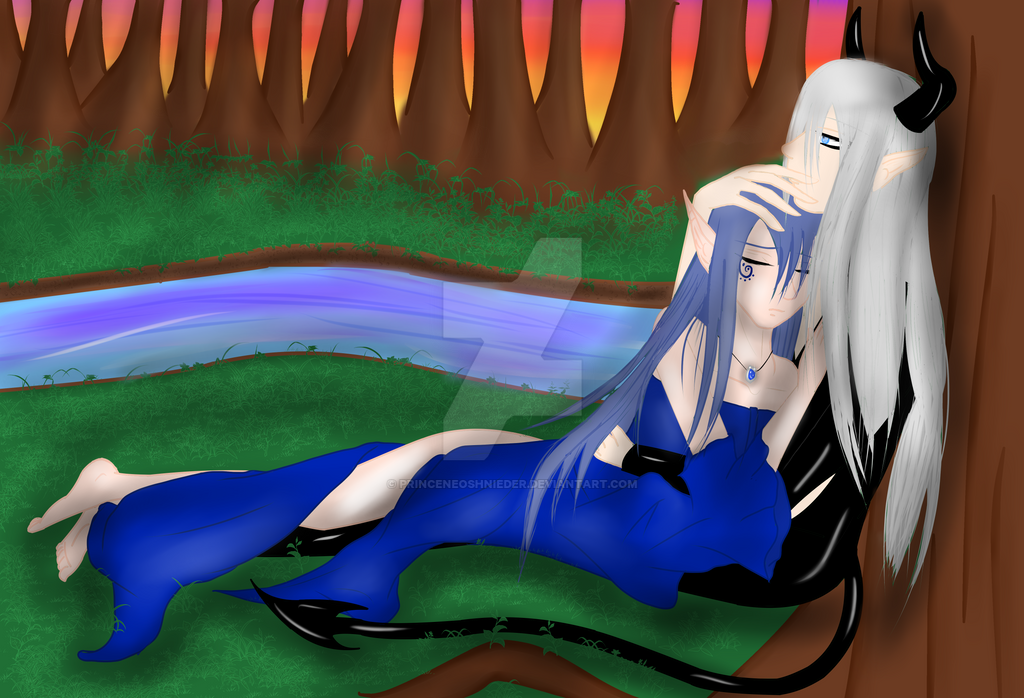 The Sinful Lord and His Servant by PrinceNeoShnieder
