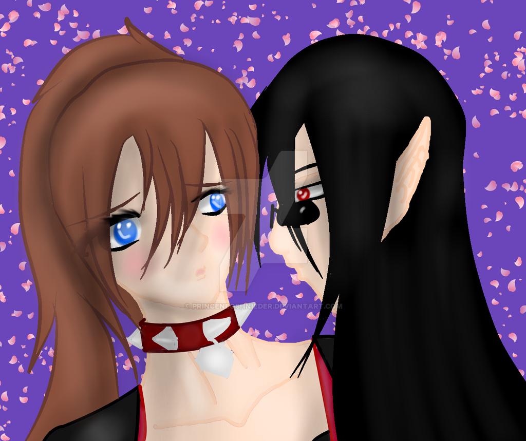 Neo and Yoru by PrinceNeoShnieder
