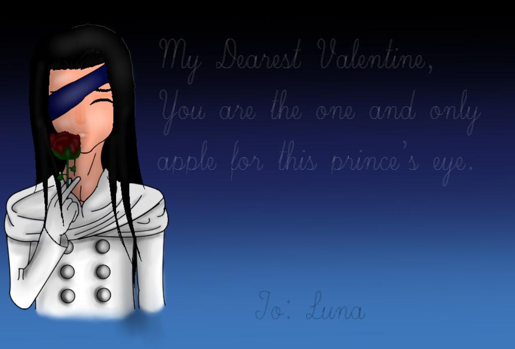 Happy Valentine's Day Luna! by PrinceNeoShnieder