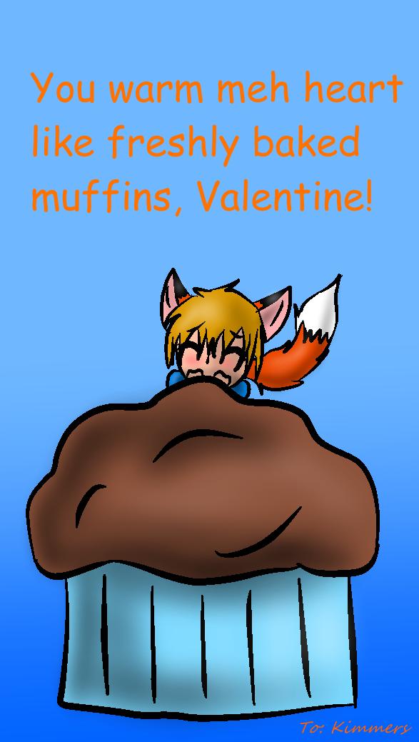 Happy Valentine's Day Kimmers! by PrinceNeoShnieder
