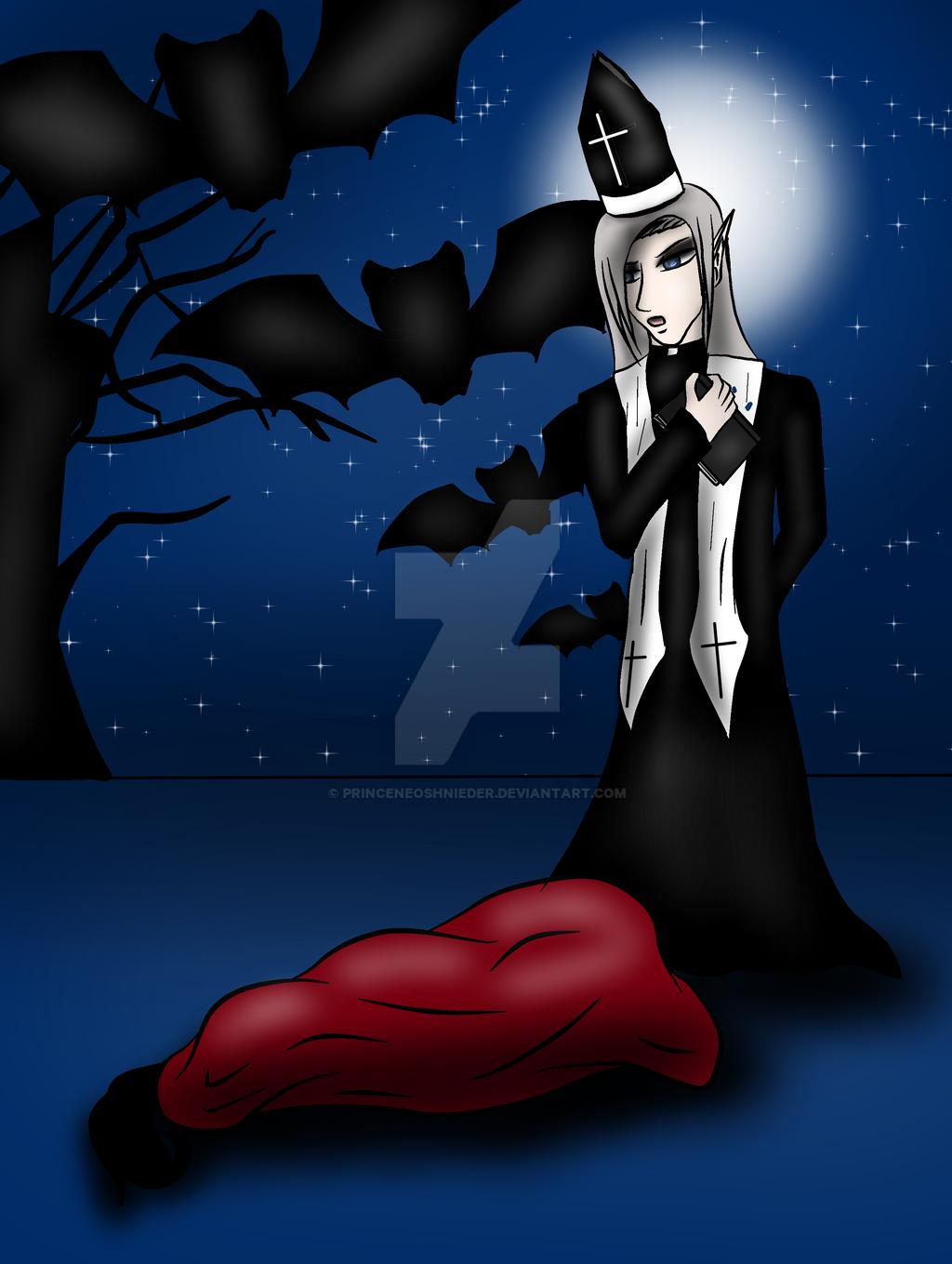 Halloweenie by PrinceNeoShnieder