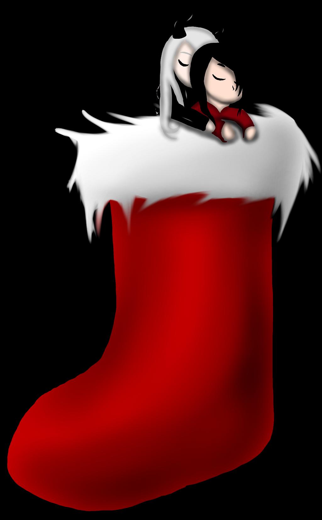 Ado Stocking by PrinceNeoShnieder