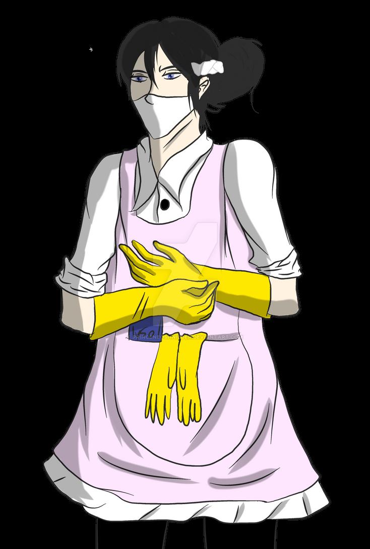Aldric Maid by PrinceNeoShnieder