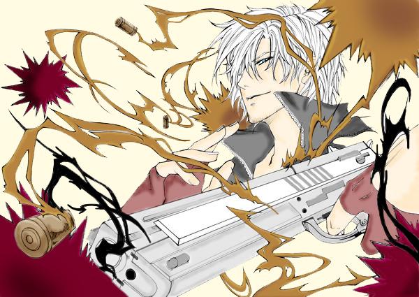 Dante by AveEnd