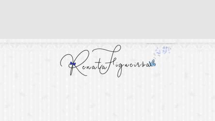 Art de Canal Simples para Youtube Renata Figueiroa