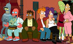 Futurama - Planet Express Employee Photo #5