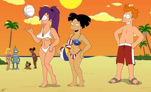 Futurama - Enjoy Summer
