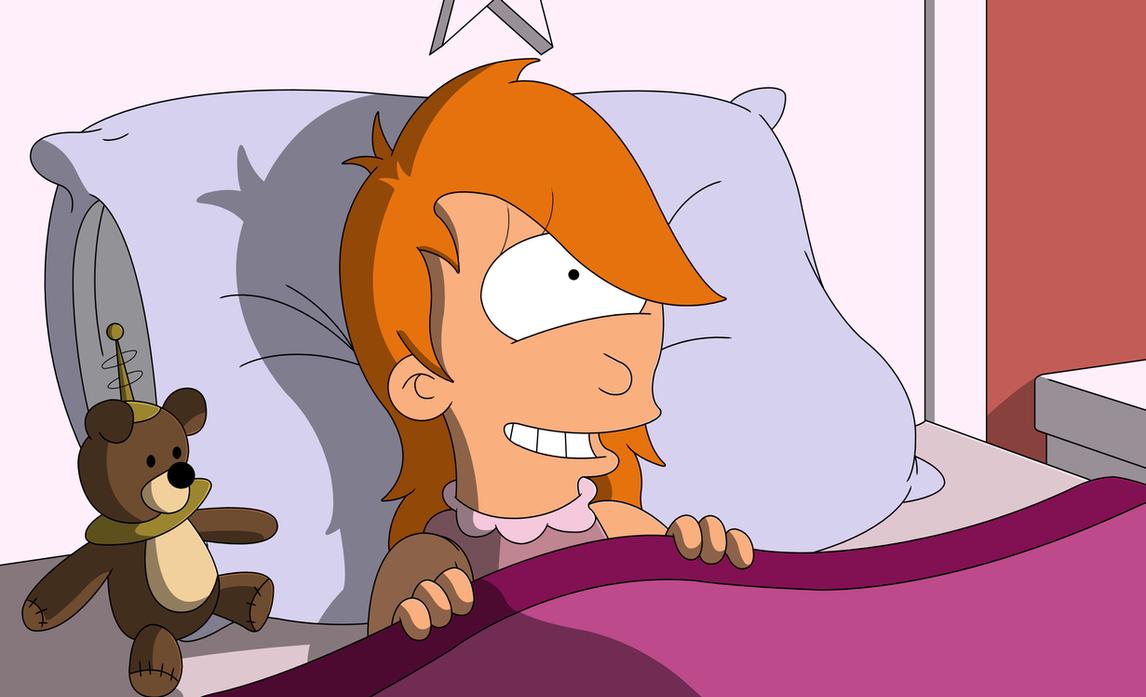 Futurama - Bedtime Story by Spider-Matt
