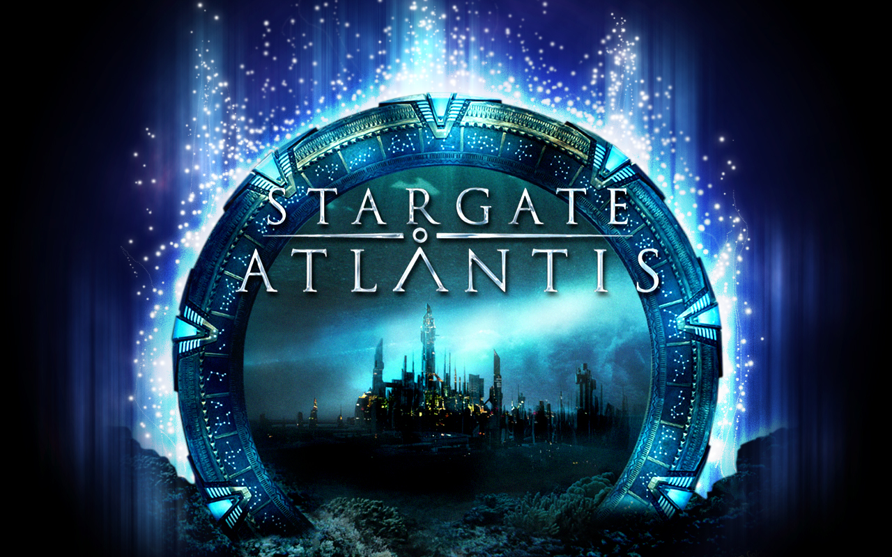 Stargate Atlantis Wallpaper by oxAmixo