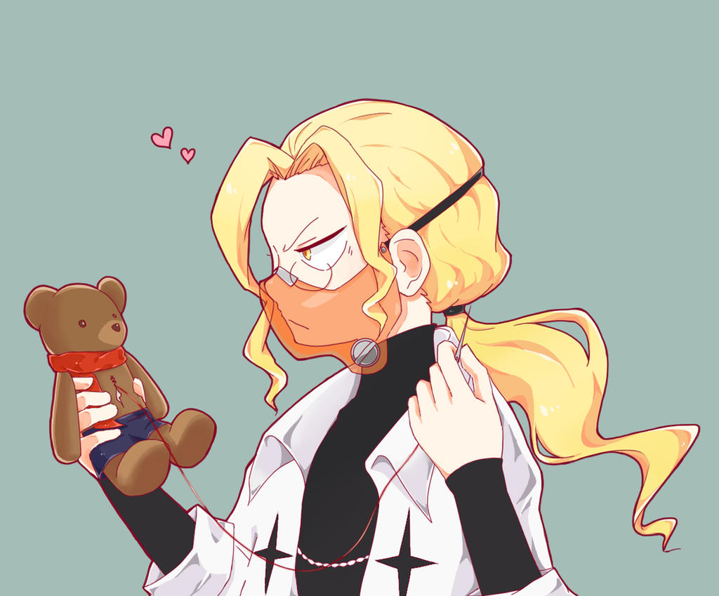 kill la kill - Iori Shirou by Ragggi