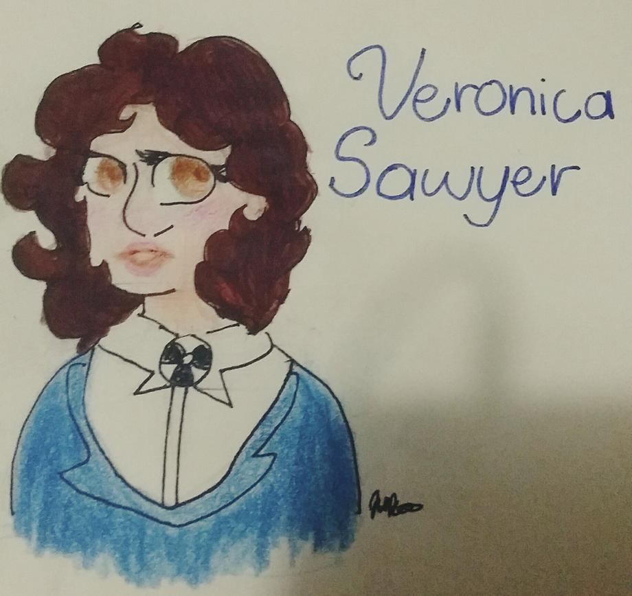 Veronica Sawyer by RagingPupScout