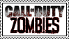 Call of Duty Zombies Stamp by RedNightHawk