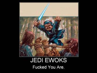 Jedi Ewoks