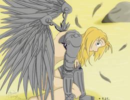 Metal Icarus : Edward Elric
