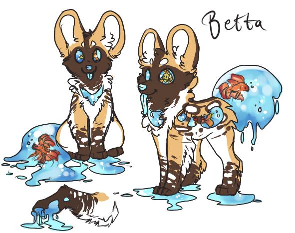 Betta by ldefix
