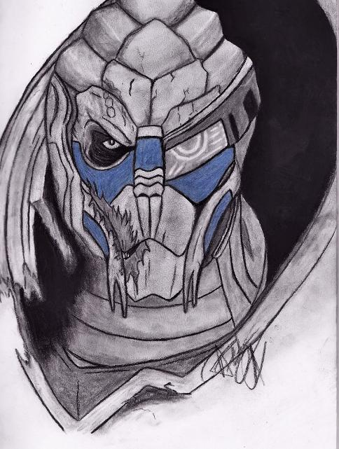 Garrus by wayspacedout