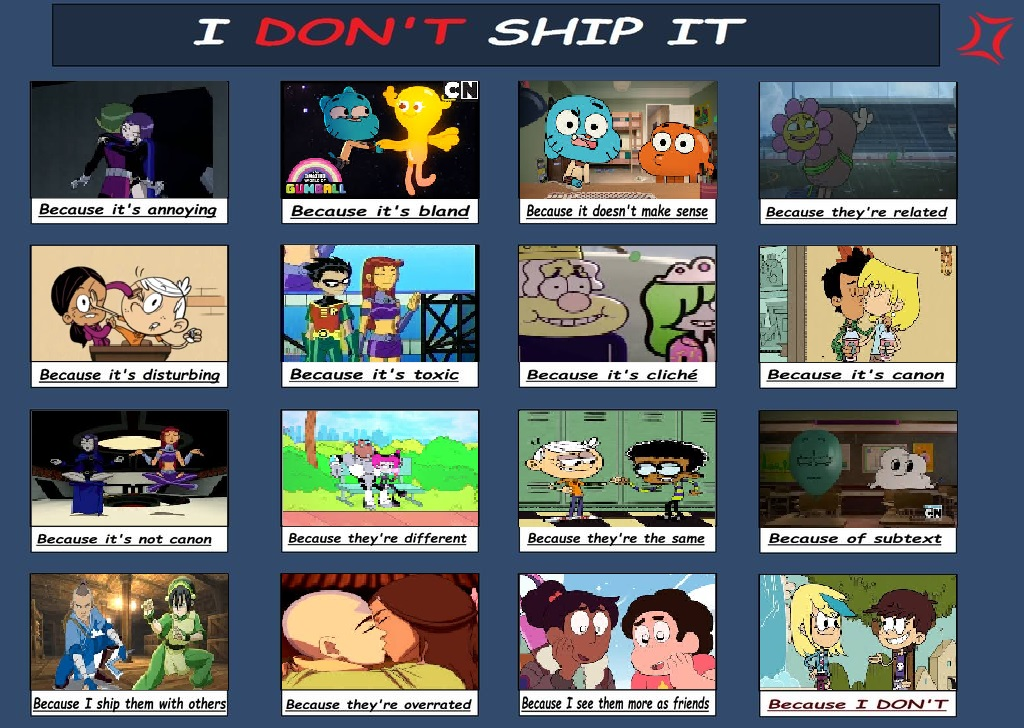 I Don't Ship It 2
