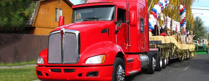 American Truck Showrooms