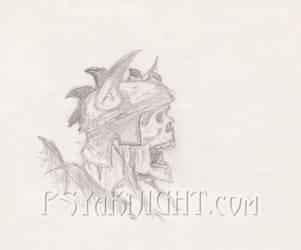 Plague Walker by PSYaKNIGHT