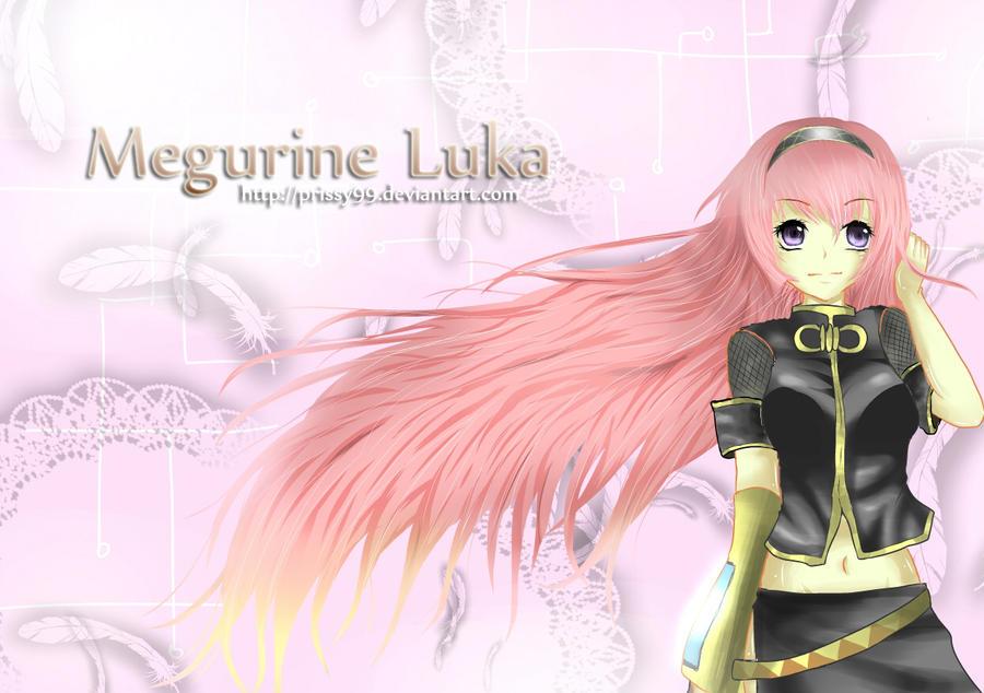 Megurine Luka by Prissy99