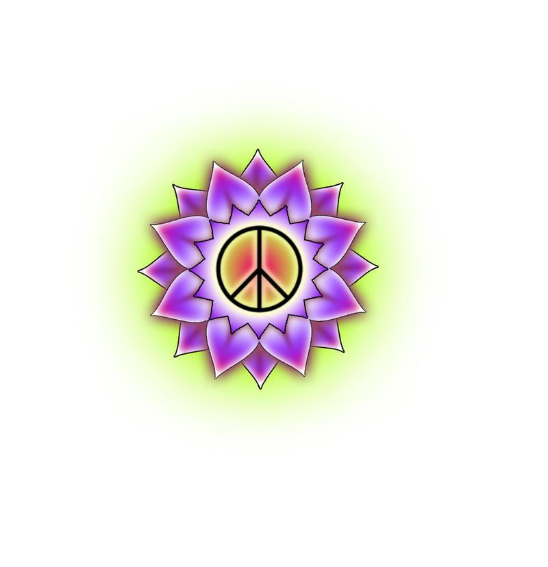 peace tattoo. Lotus Peace Tattoo 2 by