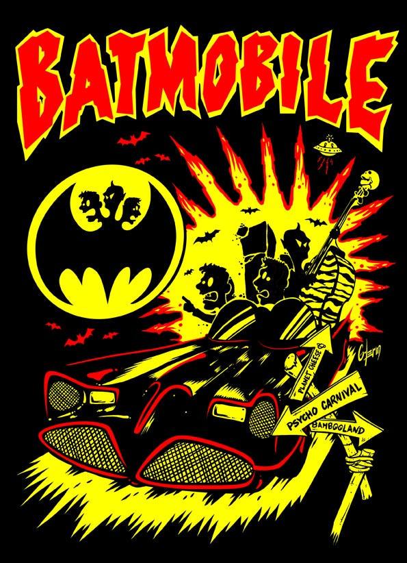 Batmobile By G Lerm On Deviantart