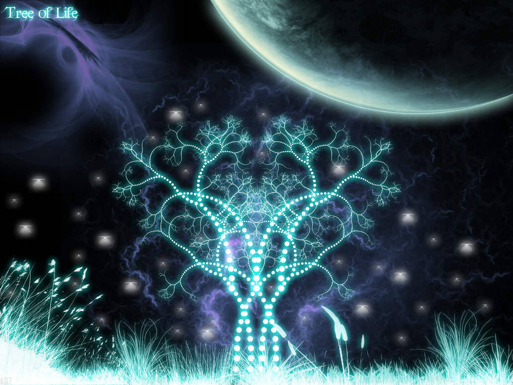 Tree of Life by CaterpillarBulldozer