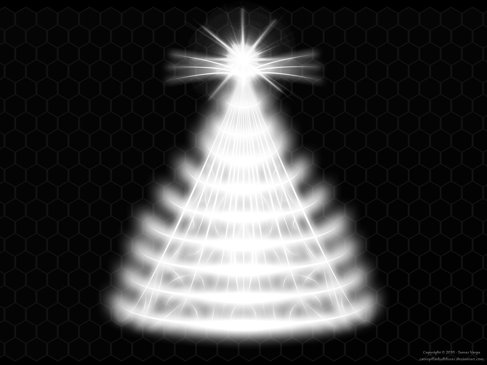 Vector Christmas Tree by CaterpillarBulldozer on DeviantArt