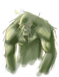 Swampy by seanwthornton