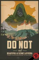 Doom PSA by seanwthornton