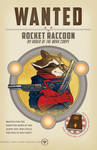Rocket Raccoon WANTED